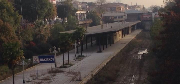 Marmaray Bakırköy İstasyonu
