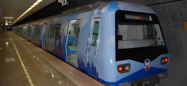 Hyundai Rotem Metro Araçları