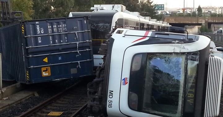 İzmir Metro Kazası