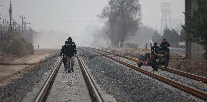 Konya Karaman Demiryolu