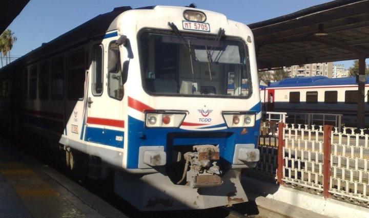 Mersin Adana Treni